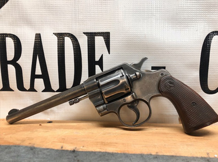 Rare Colt Official Police in 22LR dated 1948