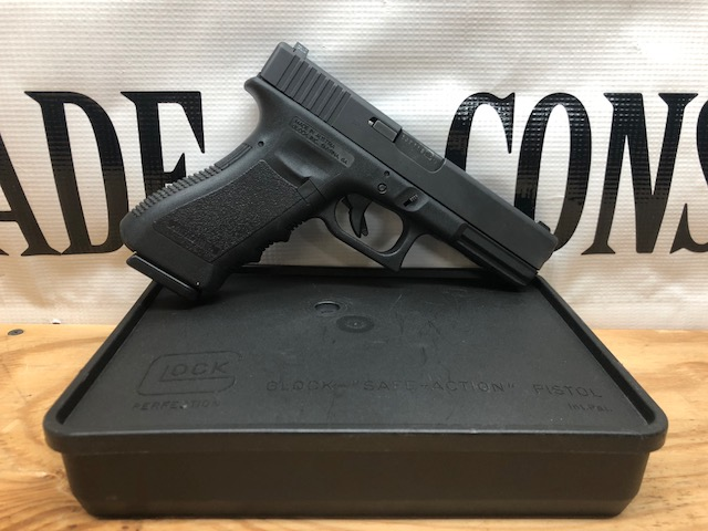 G22 40SW with Laser Guide Rod