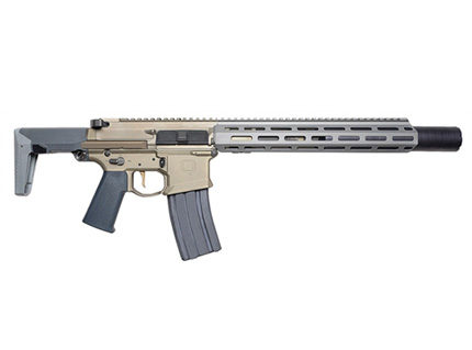 Honey Badger 300BLK 7in SBR with Suppressor