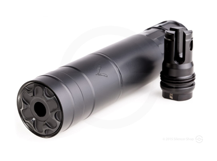Razor 762 Suppressor 6.4in