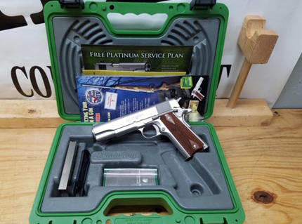 1911 R1 45ACP Stainless