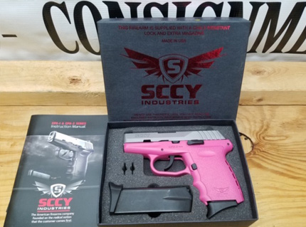 CPX2 9MM Pink