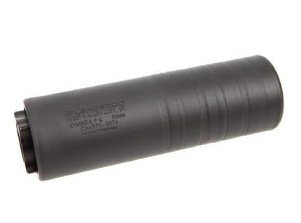 Omega 9K 9MM Suppressor 4.65in