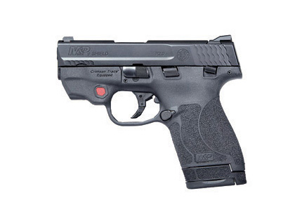 Shield 2.0 9MM with Crimson Trace Laser and Thumb Safety