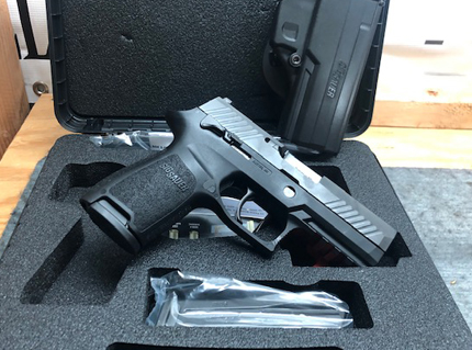 P320 9MM New In box