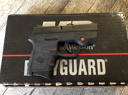Bodyguard 380ACP with Laser - Like New