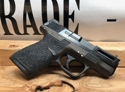 Shield 9MM Custom