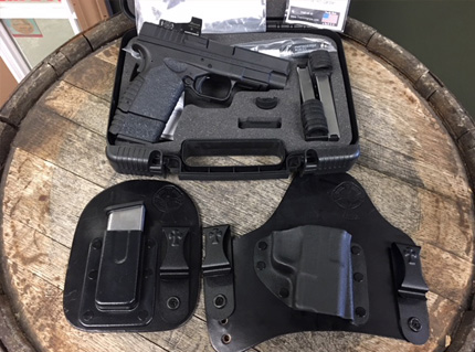 XDS 45ACP with Burris Fastfire 3 Optics and MANY EXTRAS - MUST SEE
