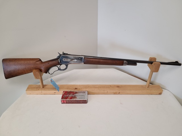 Model 71 Lever gun 348 Winchester Manufacture Date of 1937